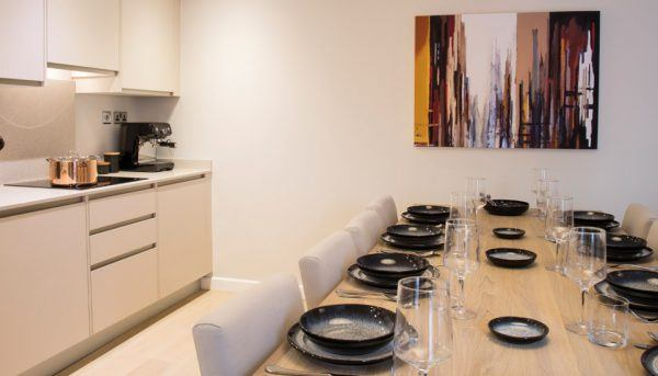 Redcliffe Place -Kitchen