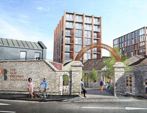 Green Light For Transformation Of Historic Brewery Site